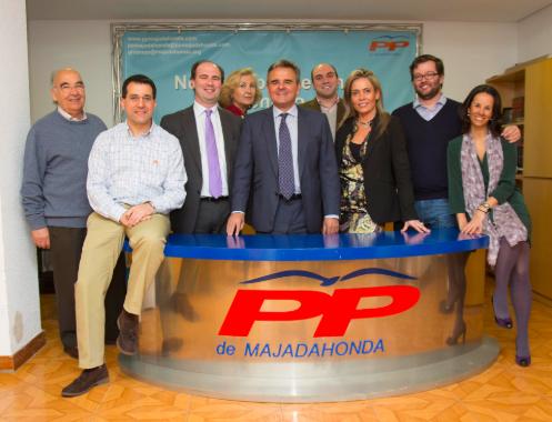 Protagonistas Política Majadahonda: fallecimiento de Juan Osorio (PP) y Solana recuerda a Borrell (PSOE) como concejal