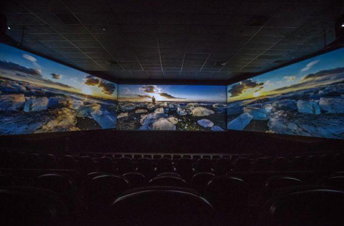Cinesa construye en Equinoccio Majadahonda la 1ª sala Screen-X de España