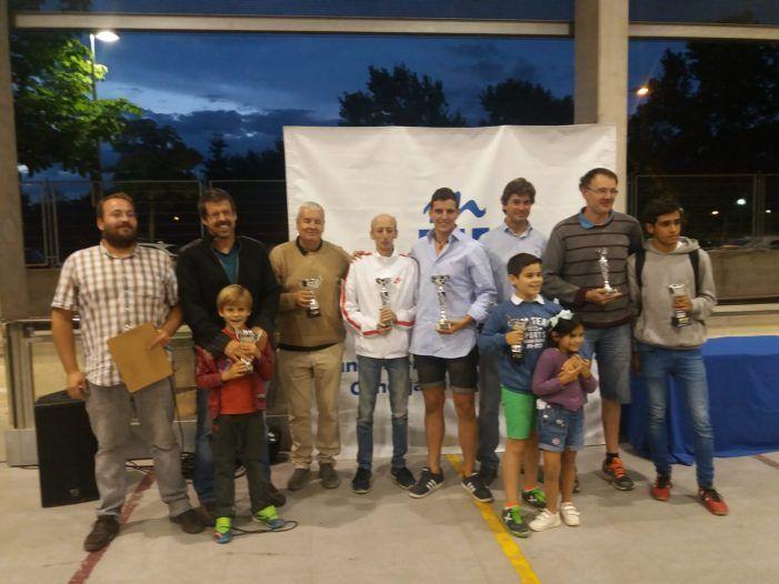 Roberto Mazo conquista el torneo de ajedrez de las Fiestas de Majadahonda 2018 tras superar un cuádruple empate