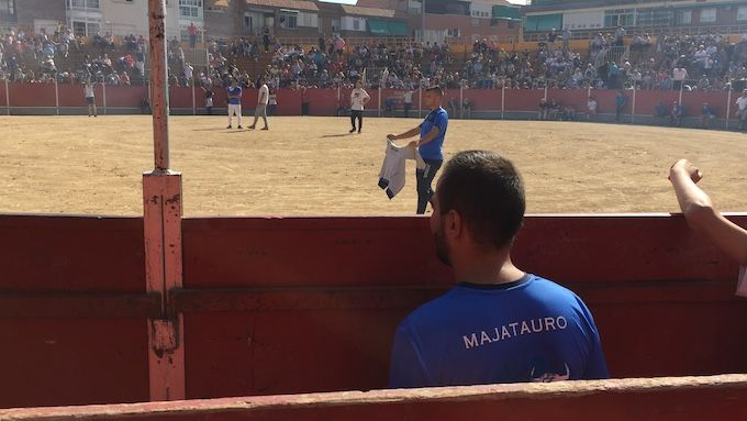 """Encierros taurinos de Majadahonda 2018: pastores, recortadores, toriles, """"Majatauro"""", Rodrigo y Jorge Rosco, protagonistas"""
