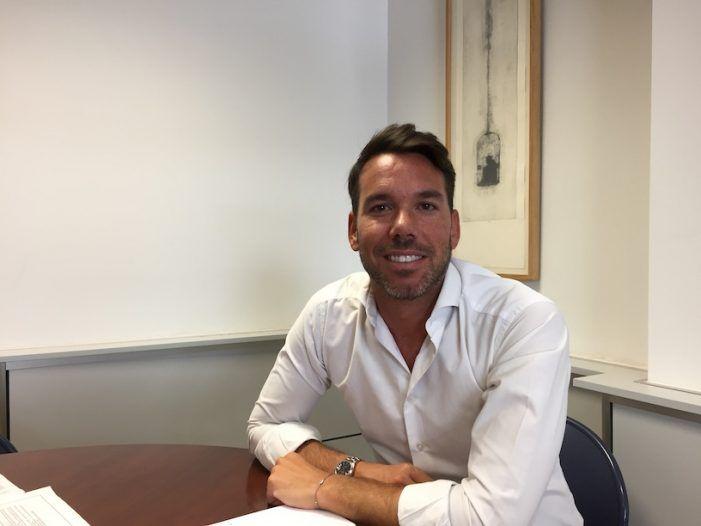 """Manuel Ortiz: """"Recomendamos ir al Recinto Ferial de Majadahonda andando y no en coche"""""""