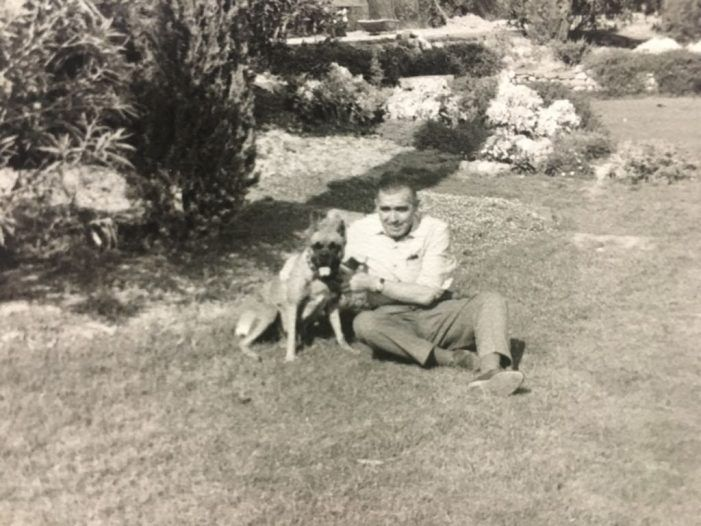 """Maestros de Majadahonda (1919-25): Don Anselmo, la escarlatina y el perro """"Terrible"""""""