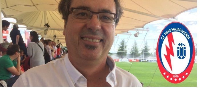 """Federico Mtnez (MJD): """"El """"tornado"""" invernal de fichajes ha dejado al Rayo Majadahonda con la guardia baja"""""""
