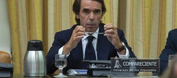 Aznar reaviva los vínculos de Majadahonda con Gürtel durante su declaración en el Congreso