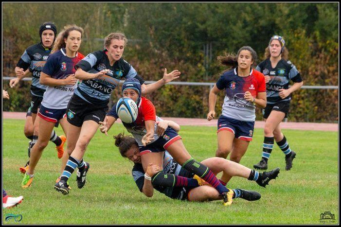 Rugby Femenino: la gesta del CR Majadahonda en tierras gallegas se logró en inferioridad numérica