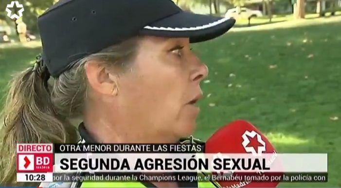 """Cuestionada por """"Punto Violeta"""": Policía Majadahonda desvela la identidad de """"Lola"""" en TV"""
