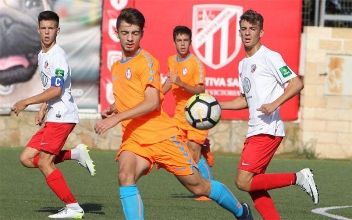Juvenil DH del Rayo Majadahonda arranca con derrota en Salamanca y el cadete pierde contra el Real Madrid de Raúl