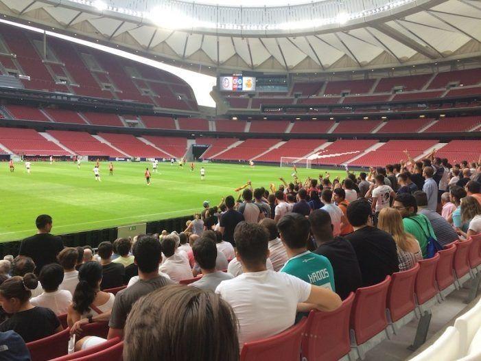 """""""Los lunes al Wanda"""": Rayo Majadahonda recibe al Lugo con el viento de la Historia a favor"""