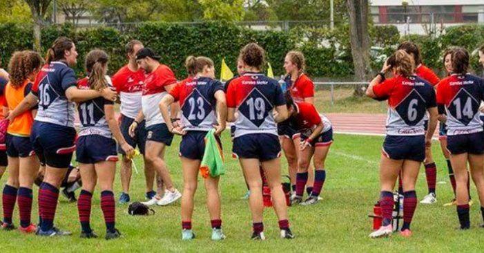 Rugby: CR Majadahonda femenino se pone co-líder ante un buen Sevilla (38-5) y el masculino vence al Getafe (41-13)