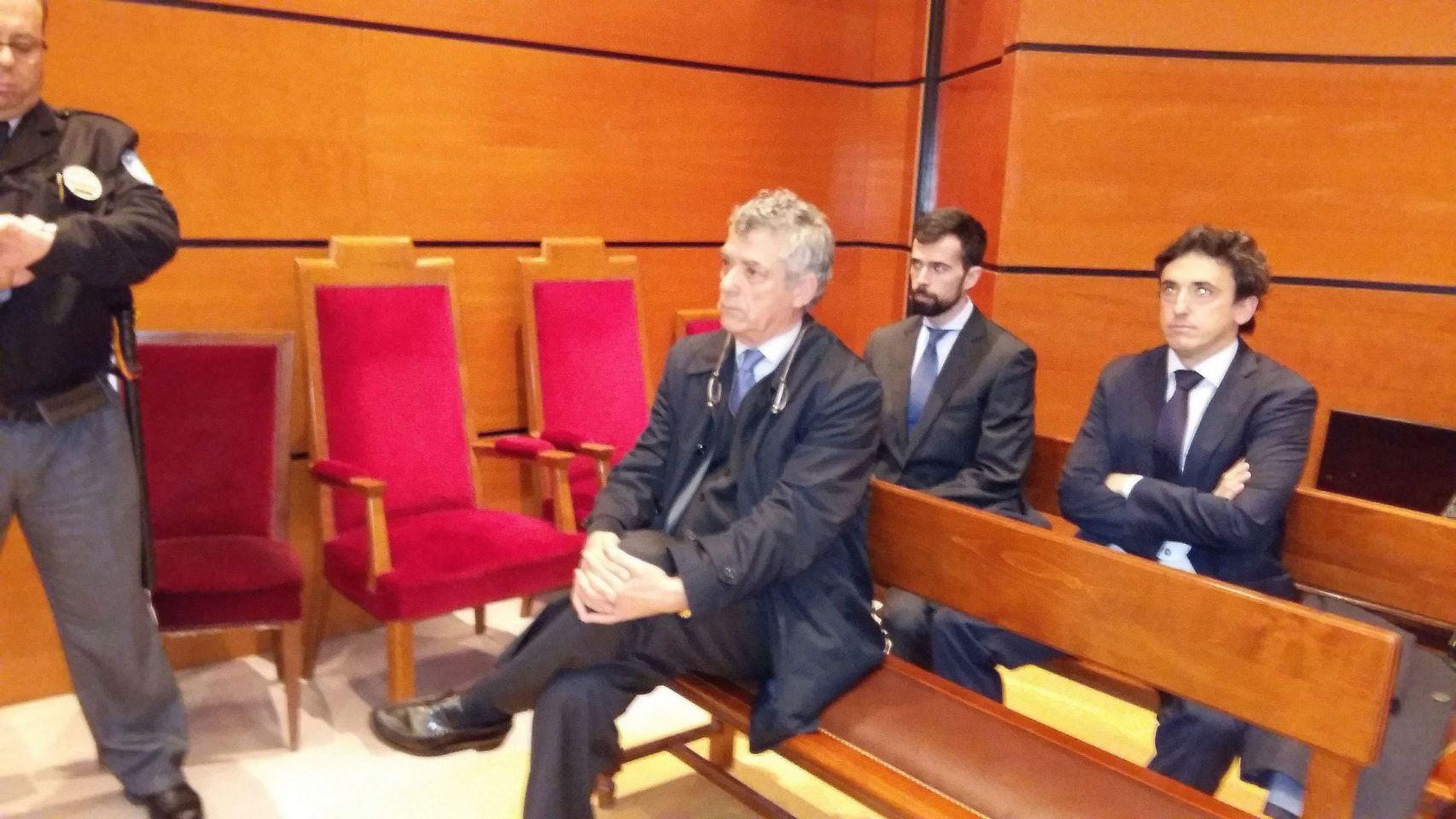 """Investigan al juez Toro por prevaricación en el """"caso Haití"""" que instruyen los Juzgados de Majadahonda"""
