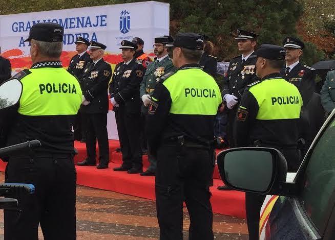 Guardia Civil vuelve a defender al capitán Núñez de Majadahonda: discrepancia por el número de bajas (11 o 25)