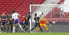 Los futbolistas del Oviedo ponen excusas a la derrota pero la prensa coincide en que Rayo Majadahonda fue mejor