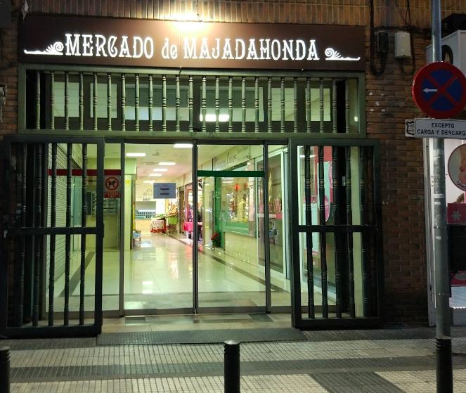 """Babot Vizcaíno: """"Los políticos quieren que se hunda ¡salvemos el Mercado de Majadahonda!"""""""