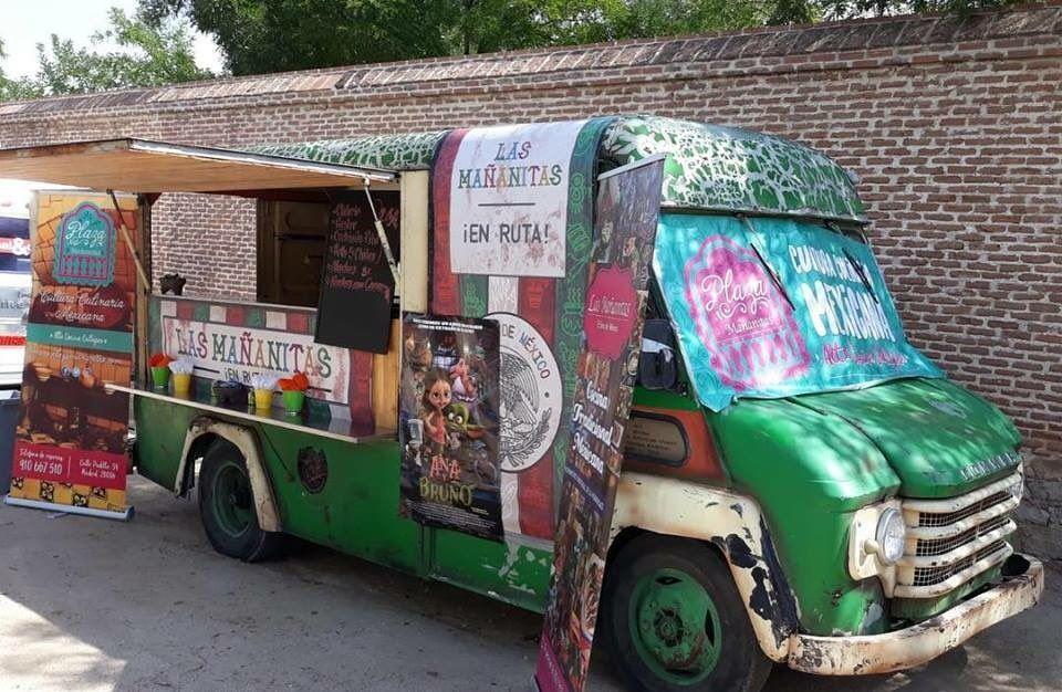 Tres comercios más se suman a la Street Market Experience en Majadahonda: bus con comida tex-mex