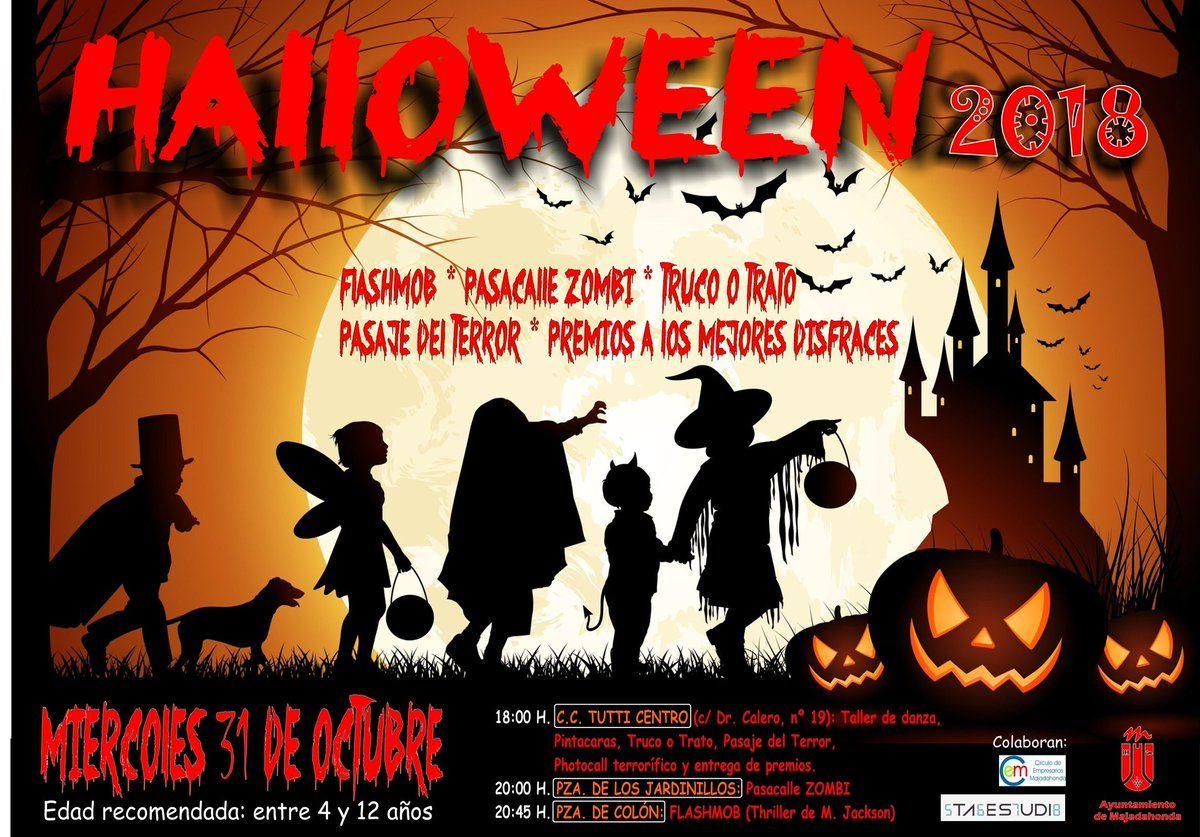 La Concejalía de Festejos de Majadahonda prepara actos para Halloween y Navidad