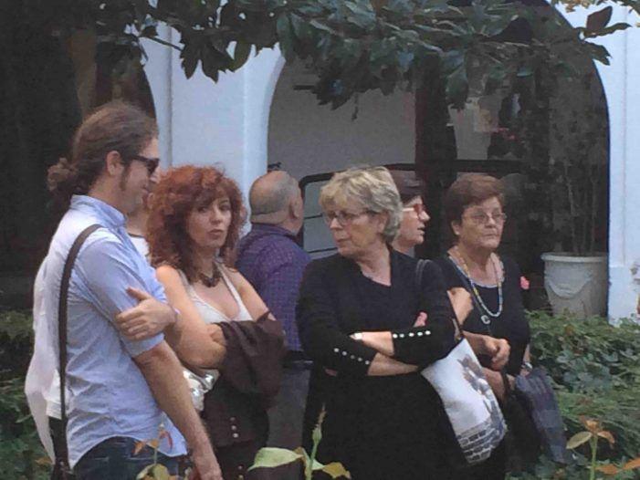 Lola Sánchez (IU) sustituta de Juancho Santana para el Ayuntamiento de Majadahonda 2019 a la espera de Podemos