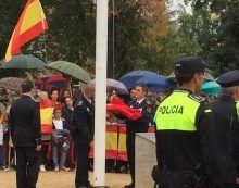Homenaje a la Bandera 2018: Majadahonda recuerda al aviador Fernando Pérez