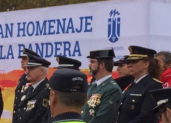 """Los mandos de la Guardia Civil en Majadahonda respaldan la """"disciplina"""" del capitán Núñez pese a las quejas de los sindicatos policiales"""