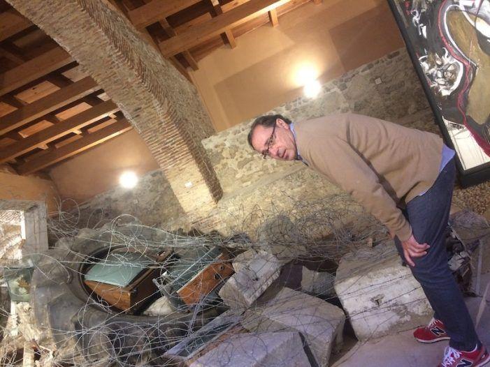 Vostell protagoniza el taller de Federico Utrera en la sección de Videoarte del Festival de Cine de Almería 2018