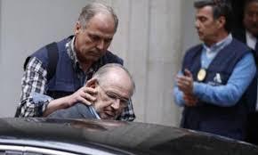"""El ministro Rodrigo Rato se encuentra en la cárcel con """"Willy"""" Ortega, alcalde de Majadahonda"""