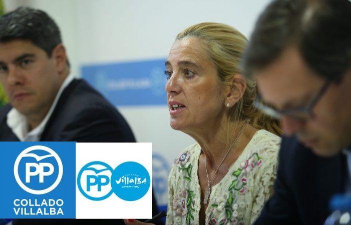 """PP Villalba desvela la """"fuga"""" de una concejala de Cs y alude a la """"inexperiencia, inestabilidad e incongruencia"""" de Cs Majadahonda"""