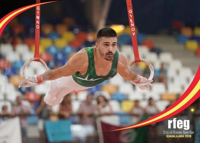 Majadahonda arropa a Alberto Tallón de cara al Mundial de Gimnasia de Qatar 2018