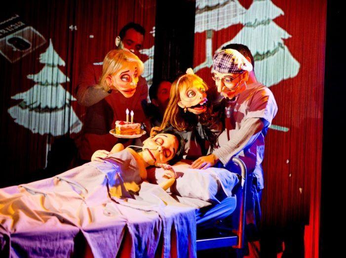 Protagonistas Majadahonda: marionetas (Casa de la Cultura), áreas infantiles (Roza Martín)