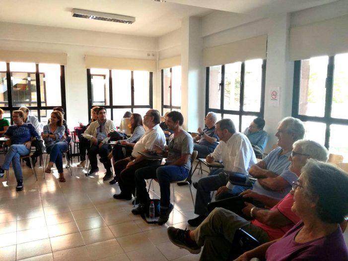La ministra de Ecología y 30 cargos del PSOE apoyan a Zacarías Maíllo a la alcaldía de Majadahonda