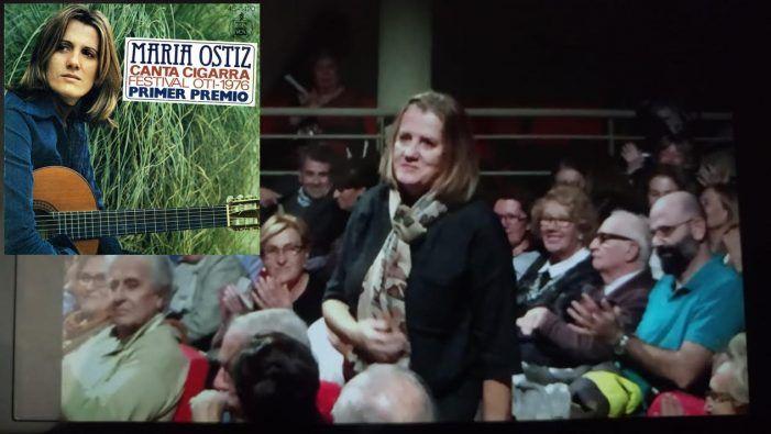 La cantante María Ostiz reaparece en Majadahonda: gala contra el cáncer con Chantal Garsan y Alicia Berri