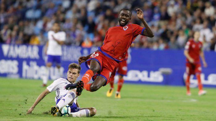 """La prensa deportiva culpa a Diamanká de la victoria del Rayo Majadahonda: Numancia falló 2 goles """"cantados"""" y 1 penalty"""