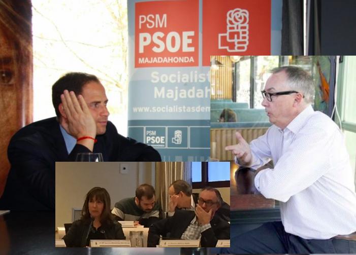 """30 militantes del PSOE Majadahonda causan baja por no haber podido votar en las """"primarias"""""""