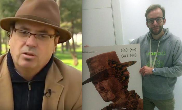 """Guillermo de Oliveira y Federico Utrera, """"a duelo"""" en Majadahonda: Western Leone, Eastwood  y Morricone"""