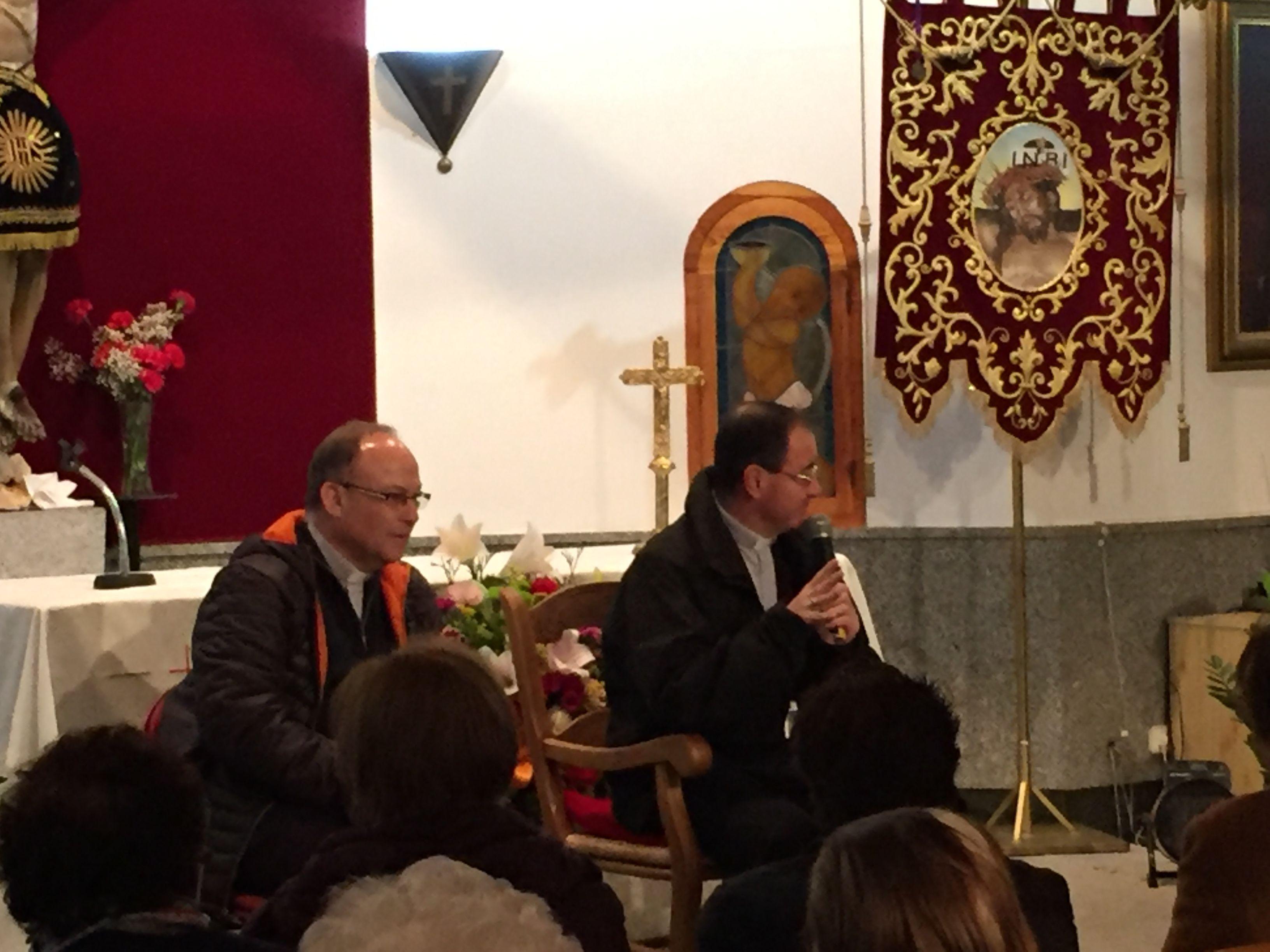 """Obispo Santos Montoya en Majadahonda: """"La iglesia no es cortijo particular de nadie"""""""