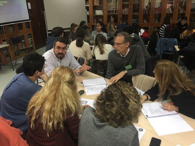 El Saramago clausura en Majadahonda el torneo de inglés que le mide con institutos de Italia, Grecia y Turquía