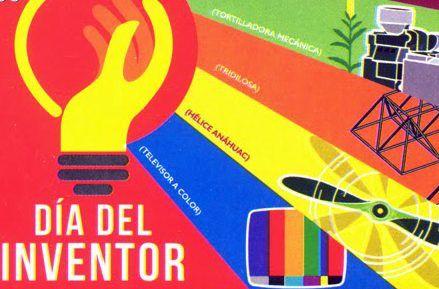 """El creador de la pandereta Paulino Bardera protagoniza el """"Día del Inventor"""" en Majadahonda: 15 inventos españoles"""