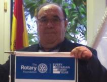Fallece a los 68 años Cipriano Saboya Gascuña, ex presidente del Rotary Club Majadahonda