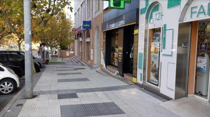 """Nuevo atraco sacude Majadahonda: roban La Tienda del Espía y huyen en """"Jaguar"""""""
