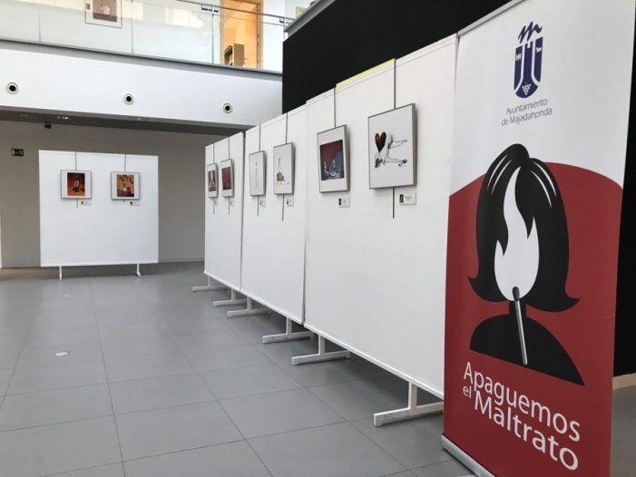 Cultura Majadahonda: exposición violencia de género (Policía), Venancio Blanco en el Museo Arte Religioso (Mapfre) y premios enfermeros (Puerta de Hierro)