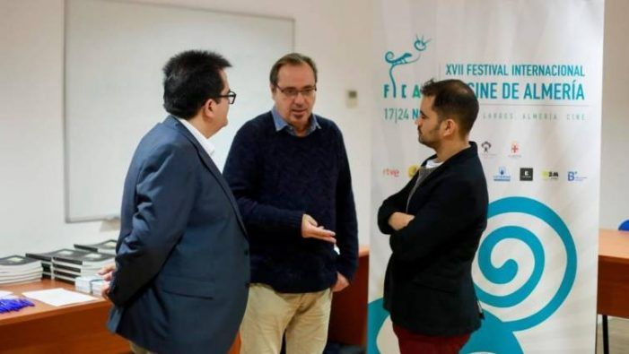 Federico Utrera inaugura la sección de Videoarte del Festival de Cine de Almería 2018 con el videoescultor Vostell