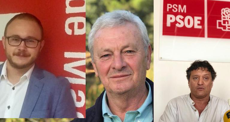 """PSOE Madrid rechaza """"pucherazos"""" de Las Rozas, Majadahonda y Villalba: Fort, Nando y Vituco candidatos"""