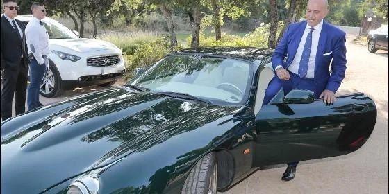 """Kiko Matamoros """"conductor suicida"""" en Majadahonda a 200 km/h, según el atestado de Guardia Civil"""
