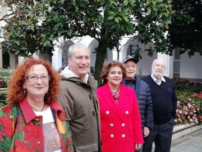 La astróloga Mónica Carretero gana las primarias de Podemos Majadahonda: Daniel Pérez (8º) y Ramón Crespo (10º)
