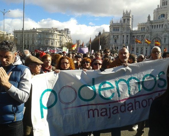 "Militantes de Podemos Majadahonda acusan a la candidata oficial de ""mentir en su currículum"""