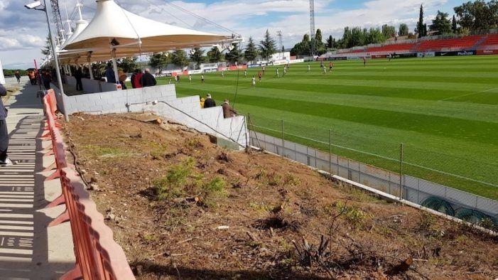 """Rayo Majadahonda da """"marcha atrás"""" a devolver los 40 € a los socios porque """"un gol al Coruña en el 8 acaba con el problema del Cerro"""""""