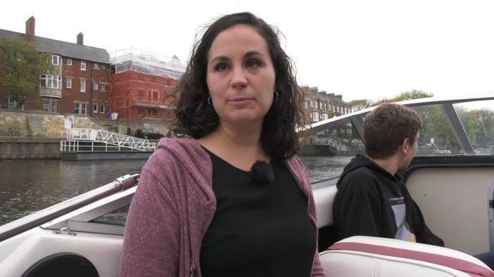 Protagonistas Economía Majadahonda: Teresa (Madrileños x Mundo), Spagnolo (Gran Plaza 2) y roedores (Ayuntamiento)