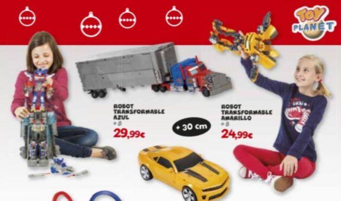 El catálogo de Toy Planet Majadahonda, referencia en comunicación no sexista desde 2013