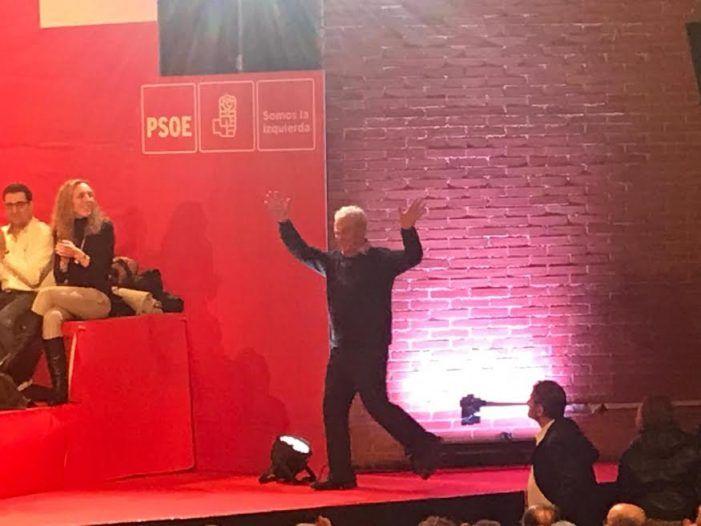 """Franco (PSOE) destaca el proceso """"limpio y puro de primarias"""" y Fort un cambio del """"modelo de ciudad"""" en Majadahonda"""