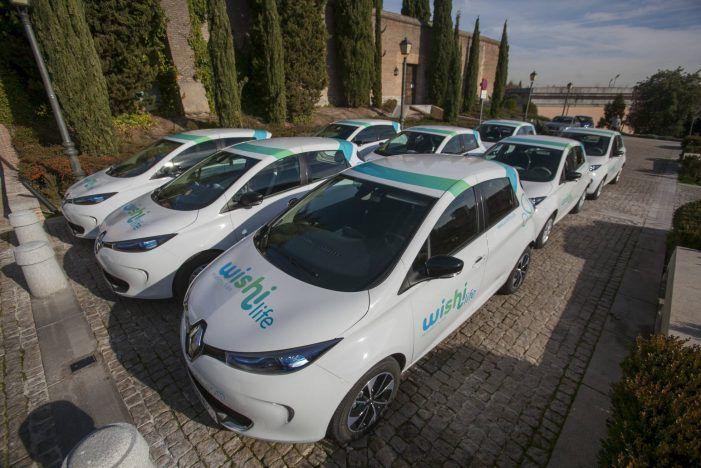 """""""Atasco por éxito"""" en la nueva compañía de coches eléctricos Oeste-Madrid: 13 € viaje"""