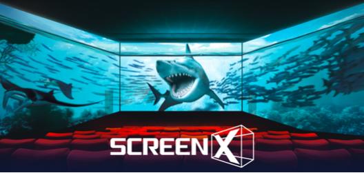 Cinesa Majadahonda estrena ScreenX: innovación exclusiva en toda España
