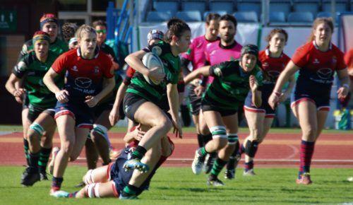 Rugby Majadahonda Femenino deja escapar un 0-10 en Sevilla y pierde 17-15: la memoria de Begoña Díaz Carrasco